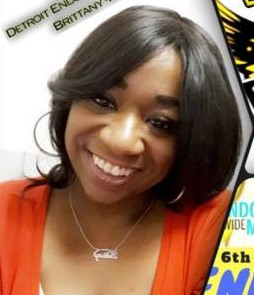 Brittany Highland, Founder Detroit Endometriosis Warriors