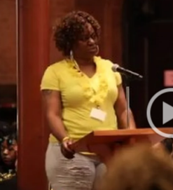 Theresa Joyner, Endometriosis Activist