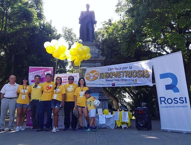 🇦🇷🇦🇷🇦🇷 Mujeres Argentinas con Endometriosis  #endomarch2019 #teamargentina