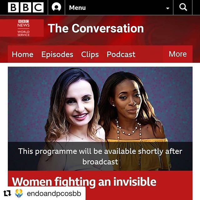 #Repost @endoandpcosbb with @get_repost ・・・ We invite you to tune into this @bbc world service interview featuring our co-founder Julia Mandeville (@julia_mandeville ) and @carineboustani93. Julia shares some of her personal story with Endometriosis and about the work we at the Barbados Association of Endometriosis and PCOS. , working as a collective, have been doing.  We thank the BBC for this global platform that will help us to raise more awareness and we are happy that it allowed us to meet a new advocacy partner with @undo_endo !  We do have two points to make before you listen:  1. Endometriosis is defined as when cells *similar* to those of the endometrium are found elsewhere in the body and  2. the Barbados Association of Endometriosis and PCOS was founded in 2016 not 2015. 💕  Link in bio 🤗  #endometriosisawareness #endoawareness #endoadvocates #endometriosis #womenshealth #womenempoweringwomen #barbados #endo #reproductivehealth