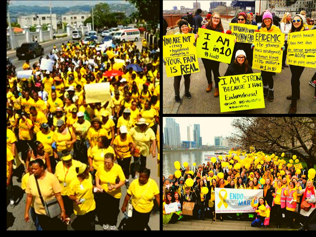 OUR PARTNERS - Team USAClick here to see the list of endometriosis organizations, groups, medical societies, and endometriosis activists who are leading the Team USA EndoMarch Chapters.Team InternationalClick here for the list of partners leading the Team International EndoMarch Chapters, learn more about the various endometriosis organizations, groups, and medical societies involved in the global EndoMarch movement.