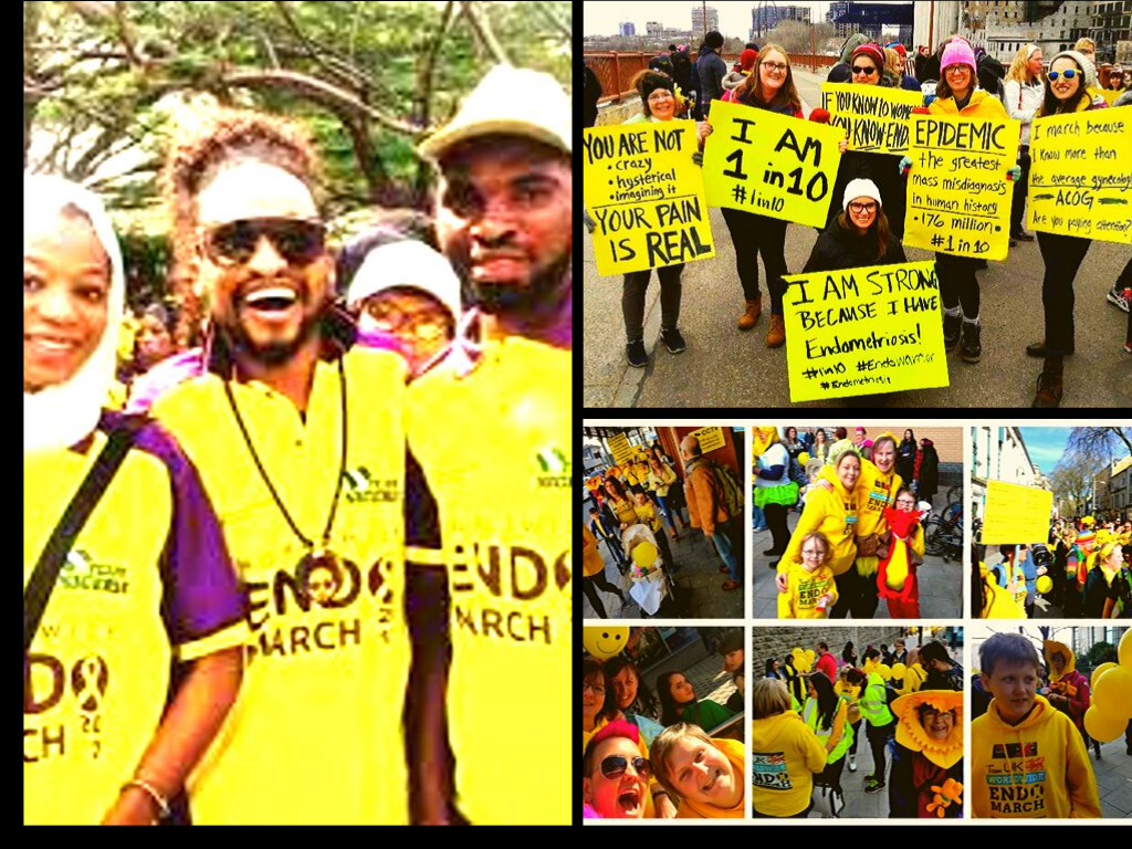 SPONSORSHIP OPPORTUNITIES - We welcome your inquiries about becoming an event sponsor. To learn more, just email us at info@endomarch.org, and one of our team members will be able to provide additional details. For certain sponsorship levels, some deadlines may apply, so do send us a note soon so that we can get you onboard and ready to be a part of one of the largest women's health movements in the world!