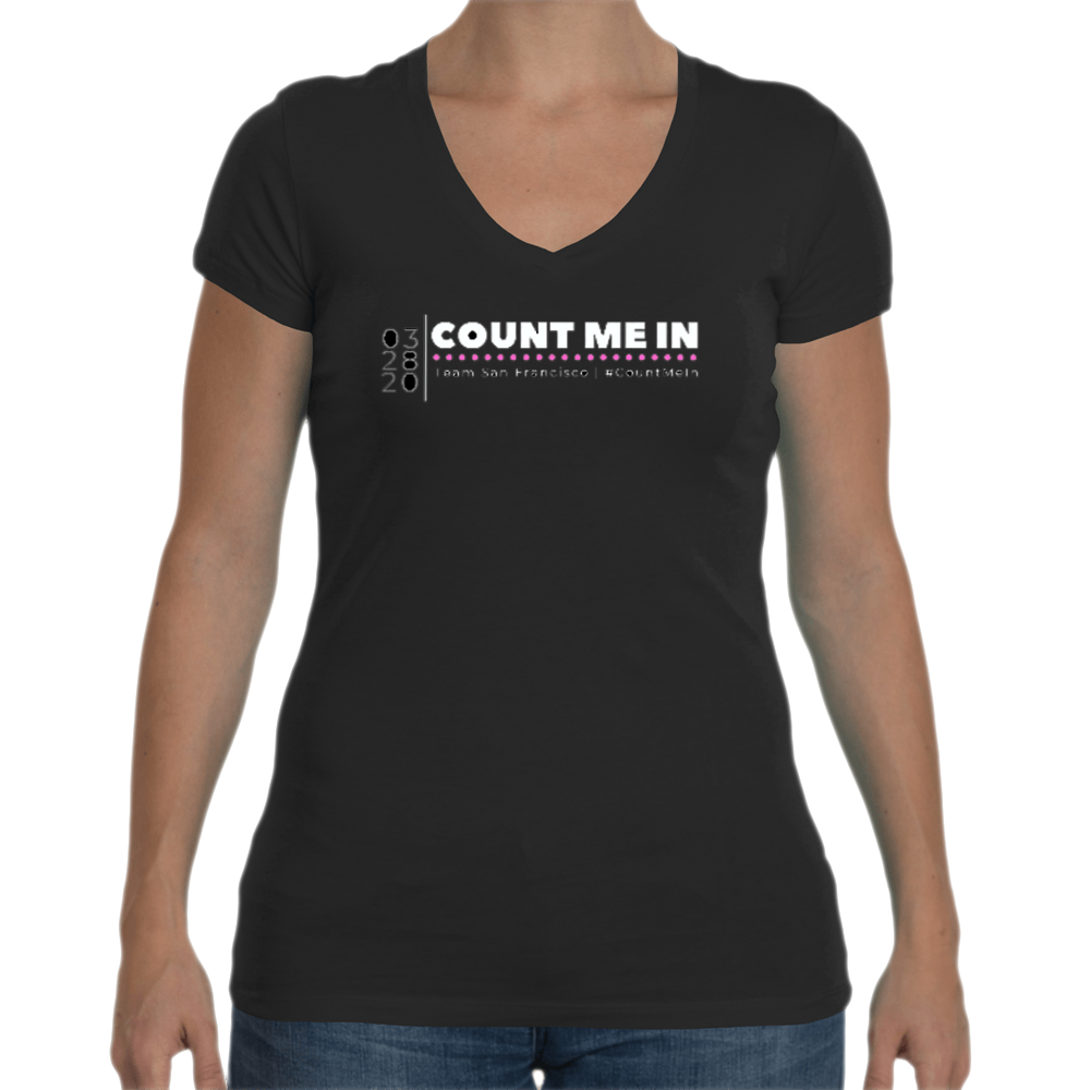COUNT ME IN  T-SHIRTS - We'll add the link to our EndoMarch Store soon, so check back here if you want to support a great cause while rocking out your Count Me In t-shirts & gear. All proceeds are donated to help support local teams in affiliation with Worldwide EndoMarch, a 501(c)(3) public charity nonprofit. To support the fundraising efforts of your local team, click here to find a team or event near you.