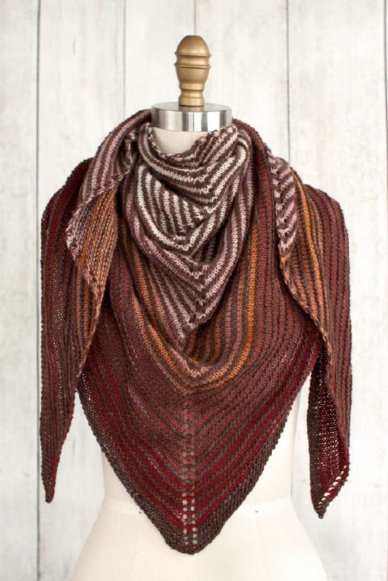 Fino Shadow Shawl