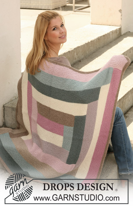 Spring Connection Blanket