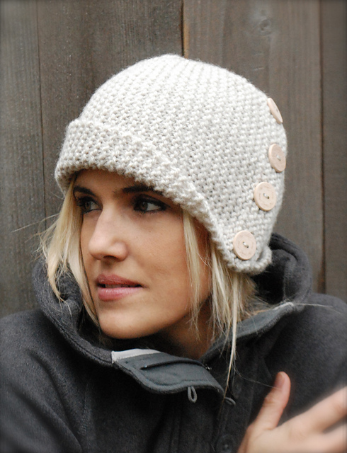 Piper Cloche Hat