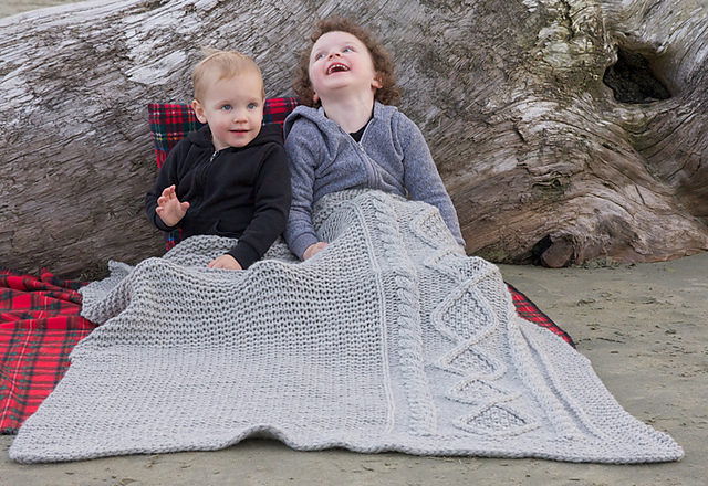 Bonfire Blanket