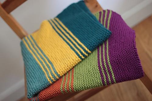 Simply Stripes Blanket