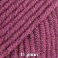 Pick 4: 11 - plum