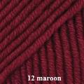 Pick 5: 12 - maroon