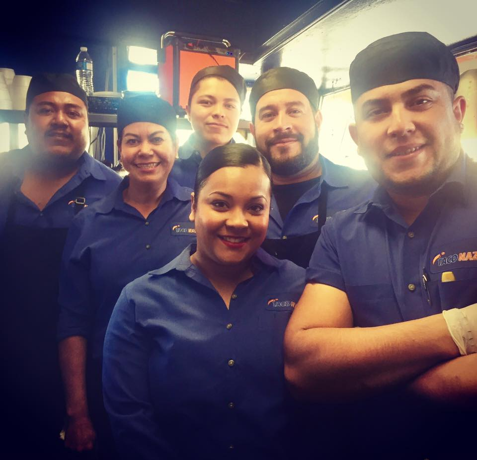 Environment - Every day is a learning experience at Taco Nazo!-Fun, fast-paced and friendly work environment-Learn about restaurant operations-Learn a variety of comprehensive life skills
