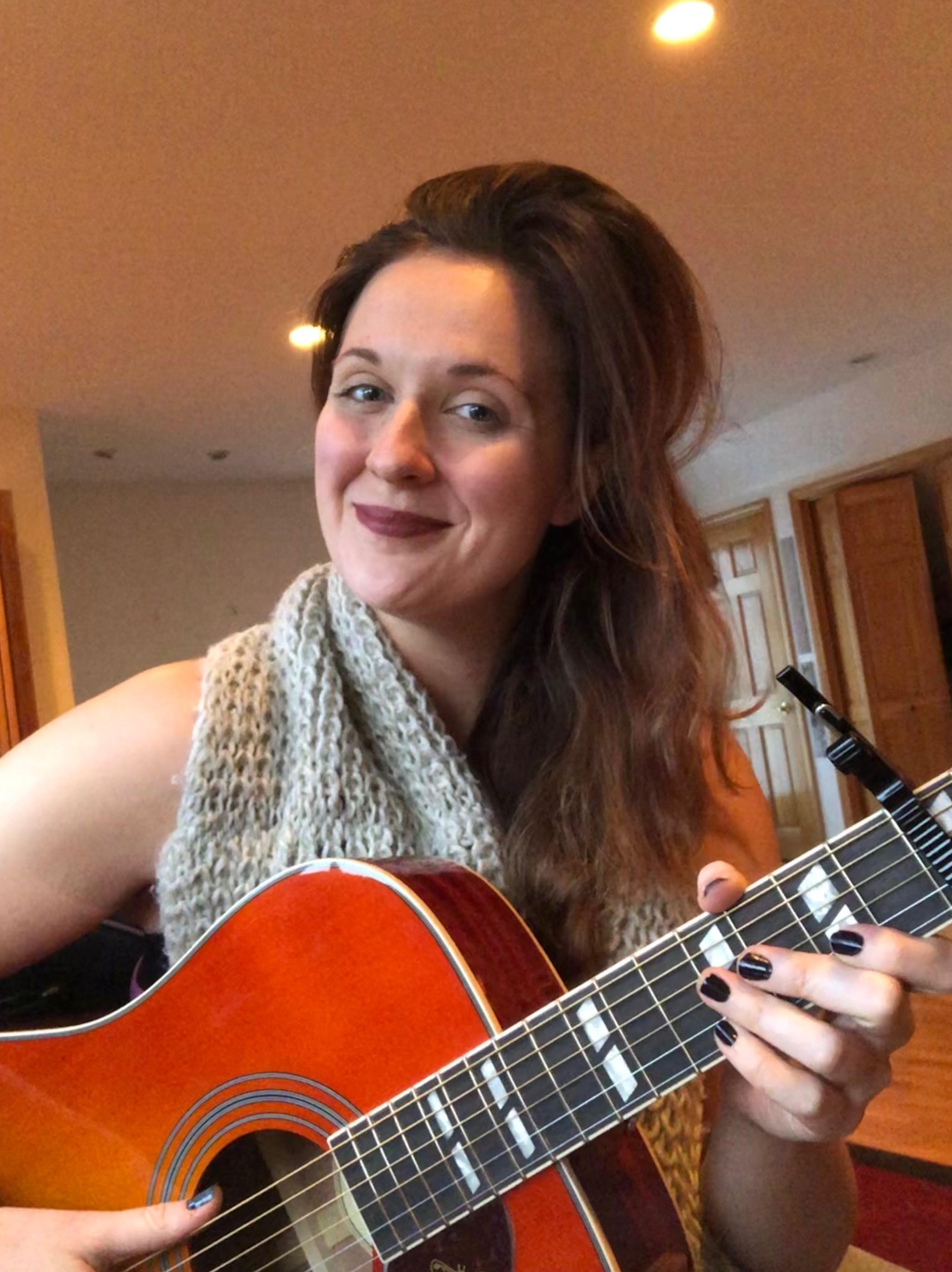 Jessica Zdanys - 200 hour Yoga Teacher & Songwriter/Musician