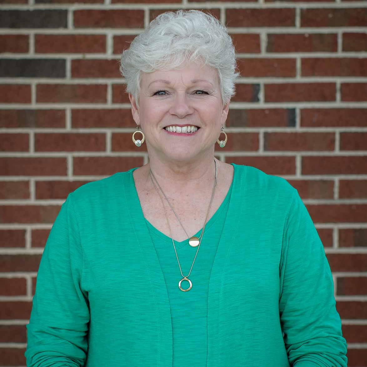 Angie grew up in the church and was baptized at the age of 8. Though she thought she knew all the answers, she feels as though she truly began following Jesus at age 16. She sensed the Lord's calling into ministry when she was 18. She began serving in the preschool ministry of FBC in 1979 and soon realized it was where she needed to be. She has served in various capacities at FBC Jacksonville since 1994 and has been the Director of Kids and Family Ministry since 2014. She earned a Bachelor of Science in Secondary Education from Jacksonville State University in 1976. Angie married Rick in 1976. They have three Children: Holly, April, and Zack. They have ten grandchildren. Angie's passion in ministry is to provide resources to encourage and equip parents as they help their children follow Jesus. She also seeks to provide a quality learning environment and spiritually enriching experiences where children can learn to love God, love others, and lovingly serve others.
