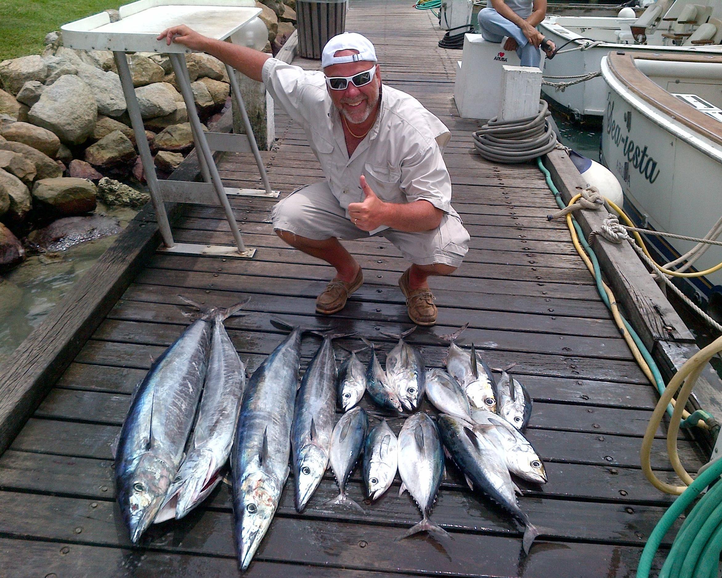 6 HR DEEP SEA FISHING -