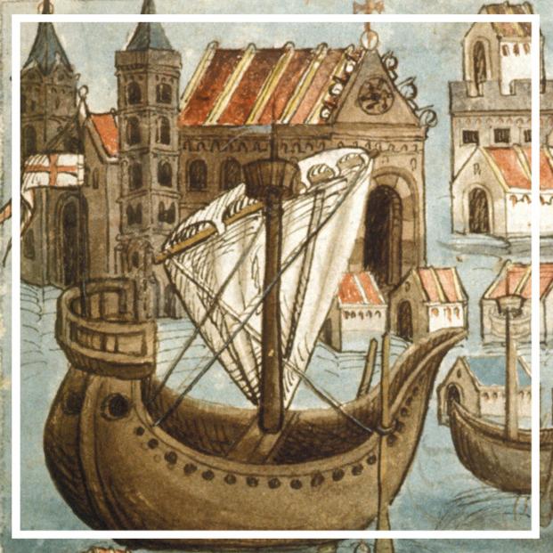 Venice, Niccolo da Poggibonsi
