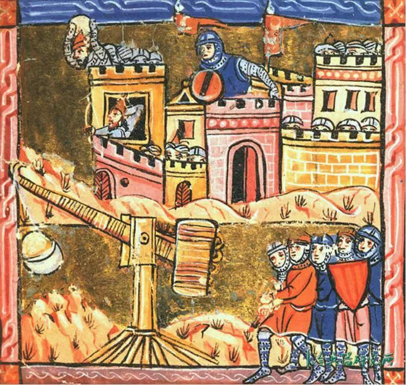 The Siege of Acre - Salah ad-Din