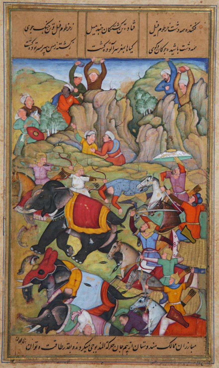 Timur and the Delhi Sultanate