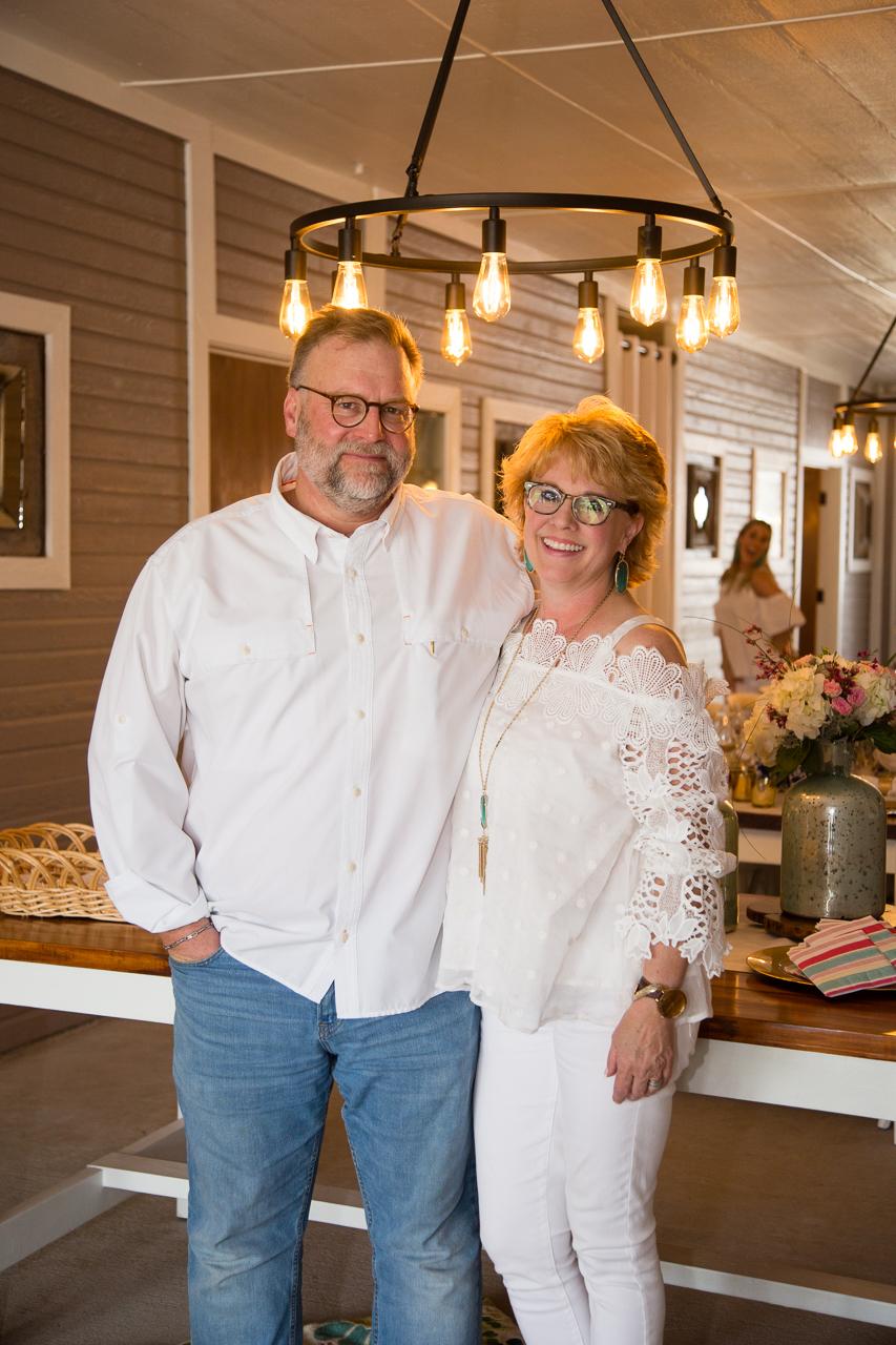 Chris & Cindy Murdock - Your Hosts
