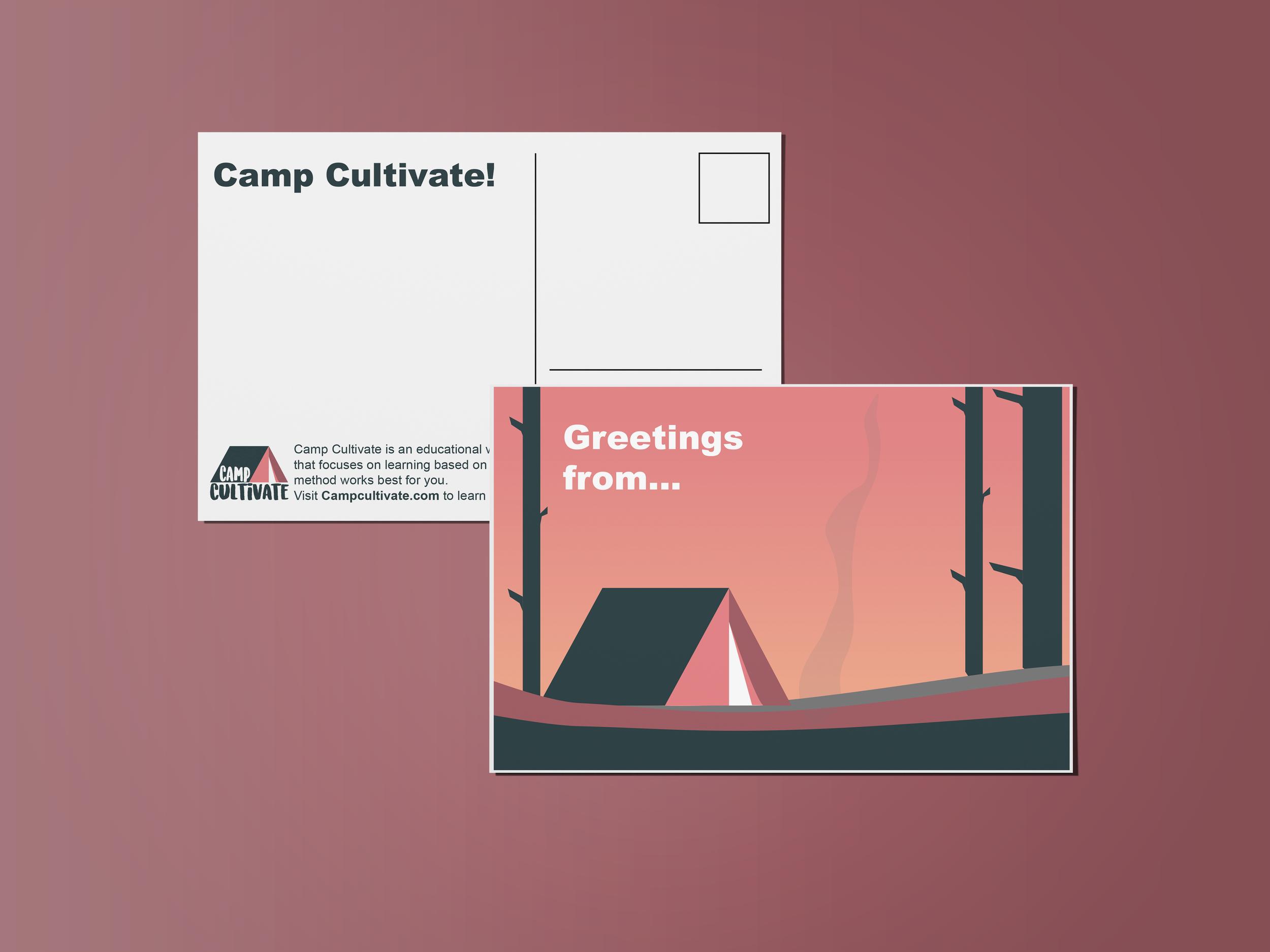 Promotional Postcards