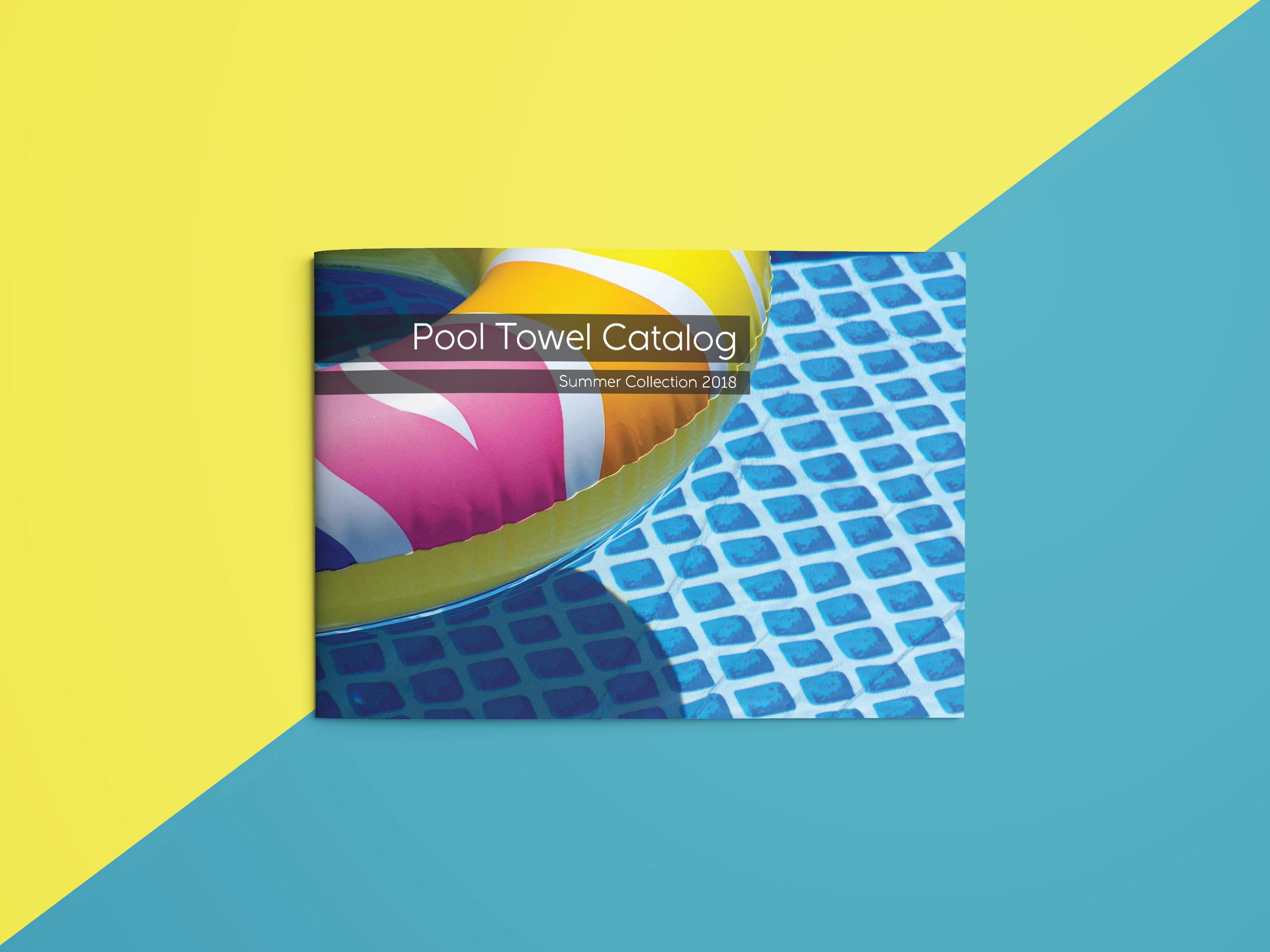 Pool Towel Catalog - 2018 -