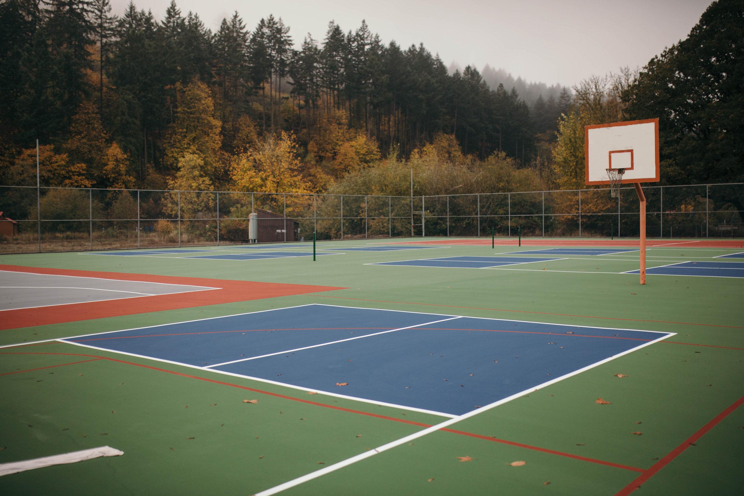 Basket Ball CouBasket Ball Court Near Hope Valley Resort Near Hope Valley Resort
