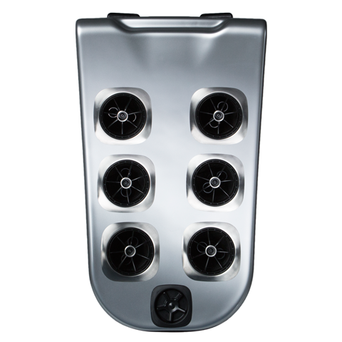 QUICK SPECS:   JETS:  6  JET TYPES:  DualPulse
