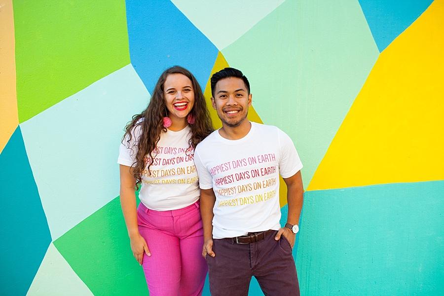 disney rainbow shirt custom disney shirts