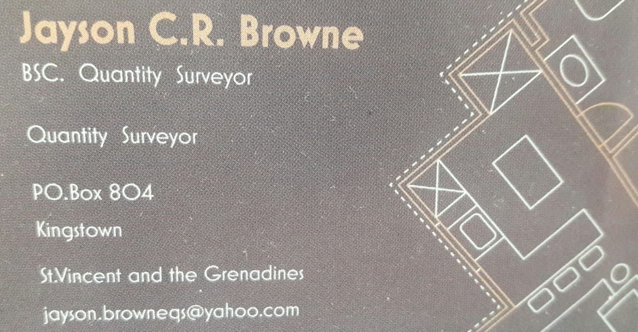 Jayson C.R, Browne