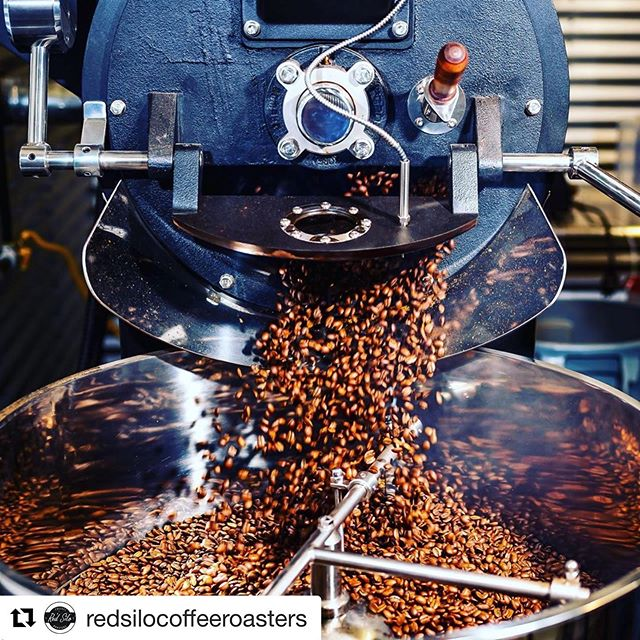Thank you @redsilocoffeeroasters for featuring our Red Badger ! 🙏  #Repost @redsilocoffeeroasters with @get_repost ・・・ We've roasted up one of your favorites for our featured coffee this week.  Red Badger from Sumatra has always been a crowd fave. This one comes in like a lion with a bold dark chocolate flavor profile and a heavy mouth feel. Perfect to get your week off to a great start.  We've got some bagged up for you too - but they won't last long!  #dontmissout #greatcoffee #sumatra #weeklyfeature #batchbrew #blackcoffee #boldnotbitter #redsilocoffeeroasters #arvada #shoplocal