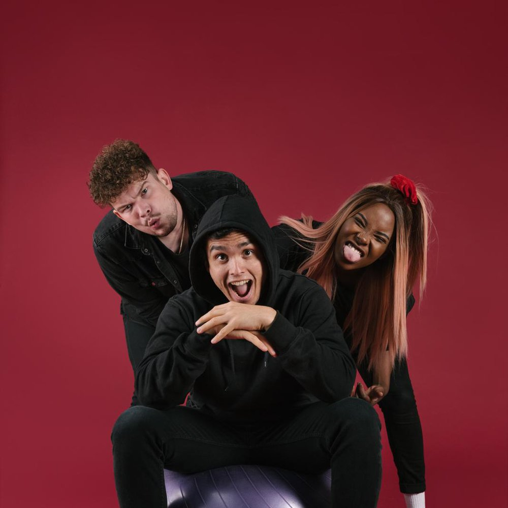 Soulbox - This cheeky trio from The Message Trust in Manchester, bring a blend of soul, rap and beatbox.