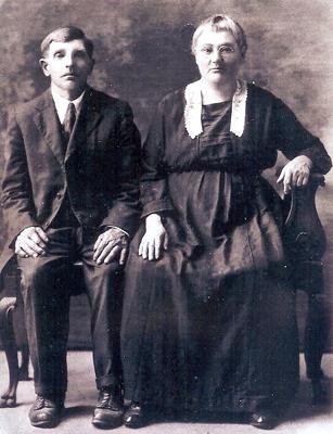 Peter and Sophia (Yost) Firestien