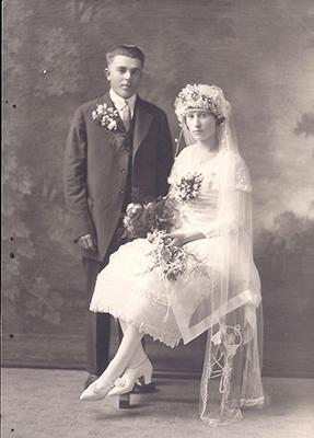 Conrad and Mabel (Sitzman) Firestien