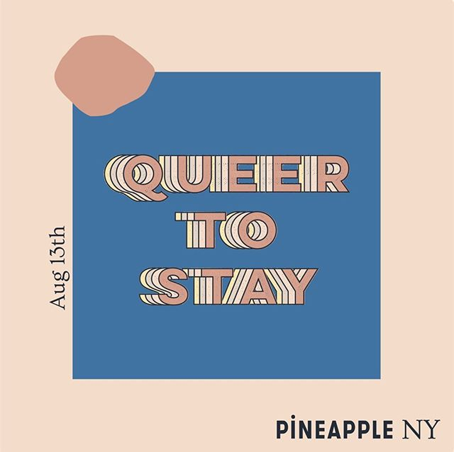 FRIENDS: we hope you're doing well! We're teaming up with @pineapplecollaborative and #pineappleny for an ✨UPCOMING EVENT✨ Food has been an an integral medium for queer expression, protest and pride especially in NYC. Join @lizalpern of @queersoupnight, Sabrina and Alana of @jaynesbeard, @kiacooks , and @megando of @livenationnyc for a colorful conversation around amplifying queer culture in the food space 🌈 *link in bio*