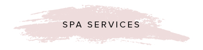 Miss Spa Services