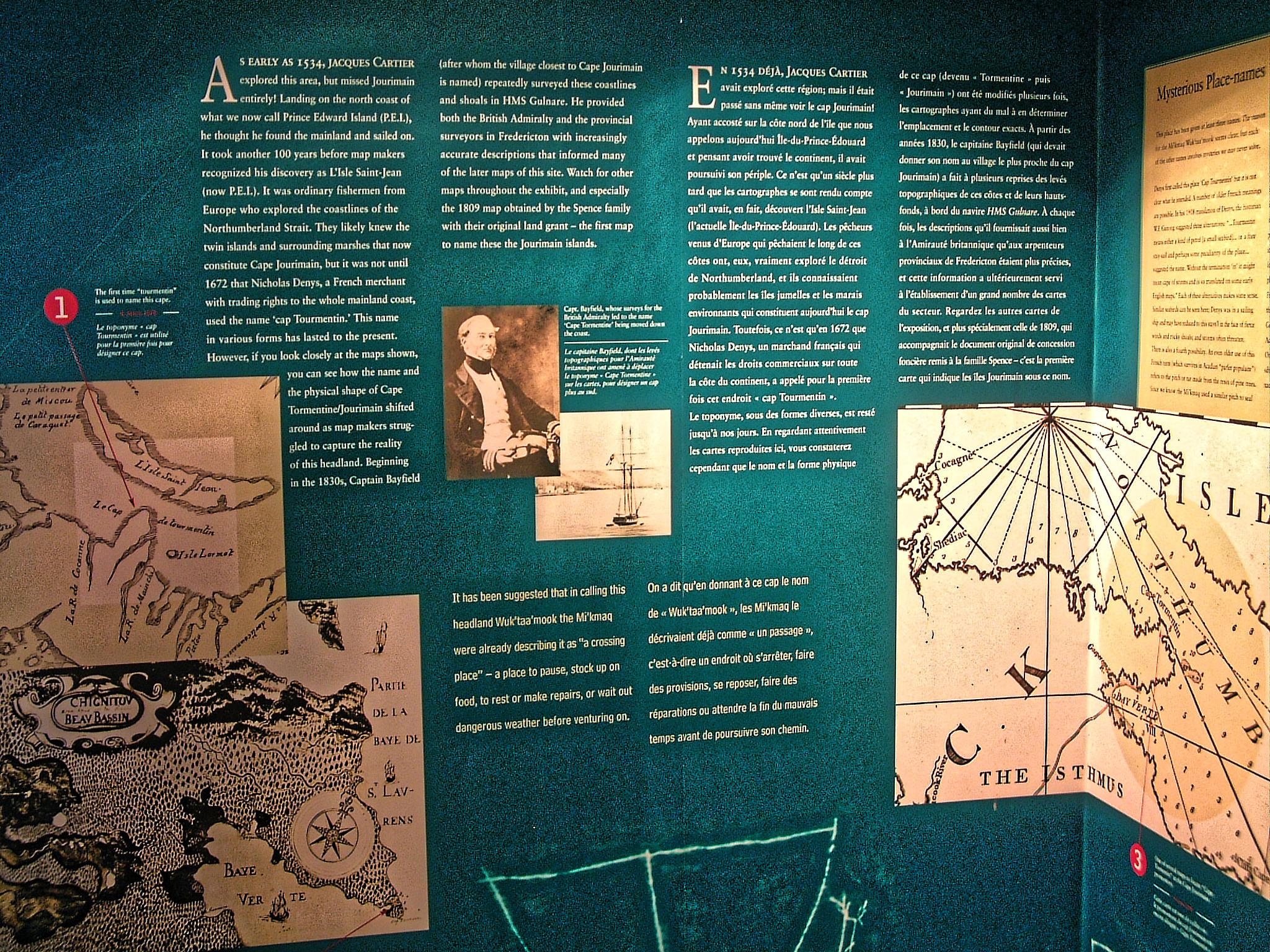 History of Exploration