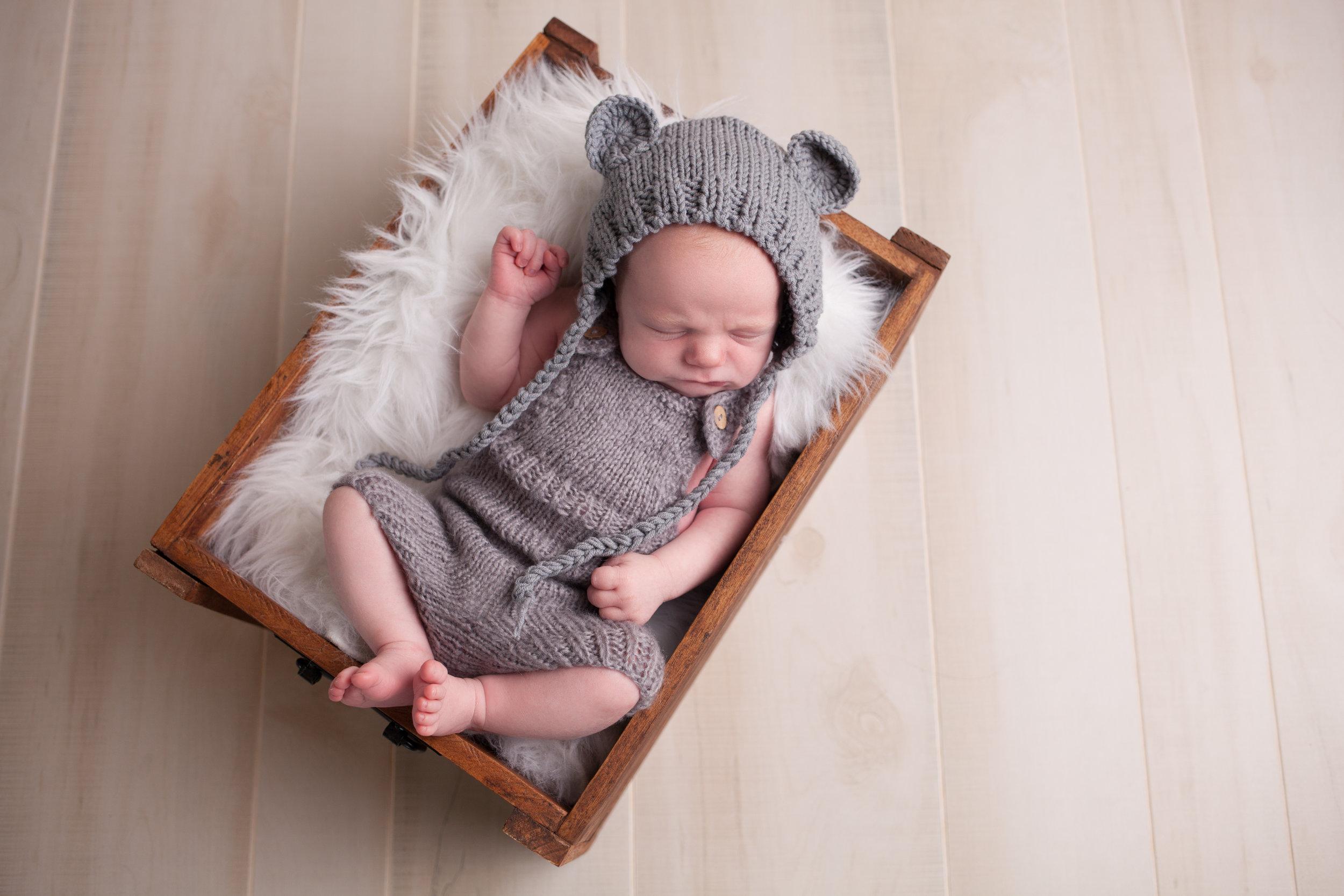 Hudson::Newborn Photo By Jessie