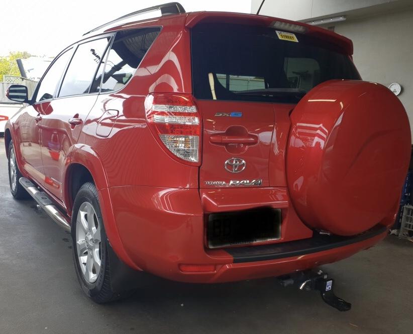 Toyota Rav4 Full Detail