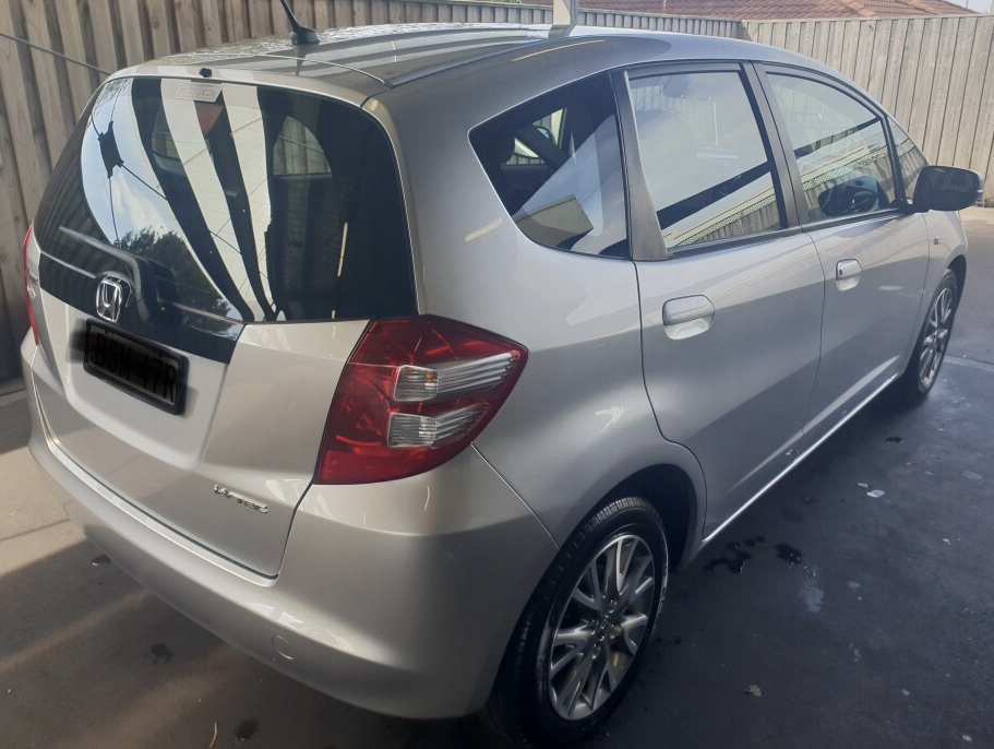 Honda Jazz Full Detail