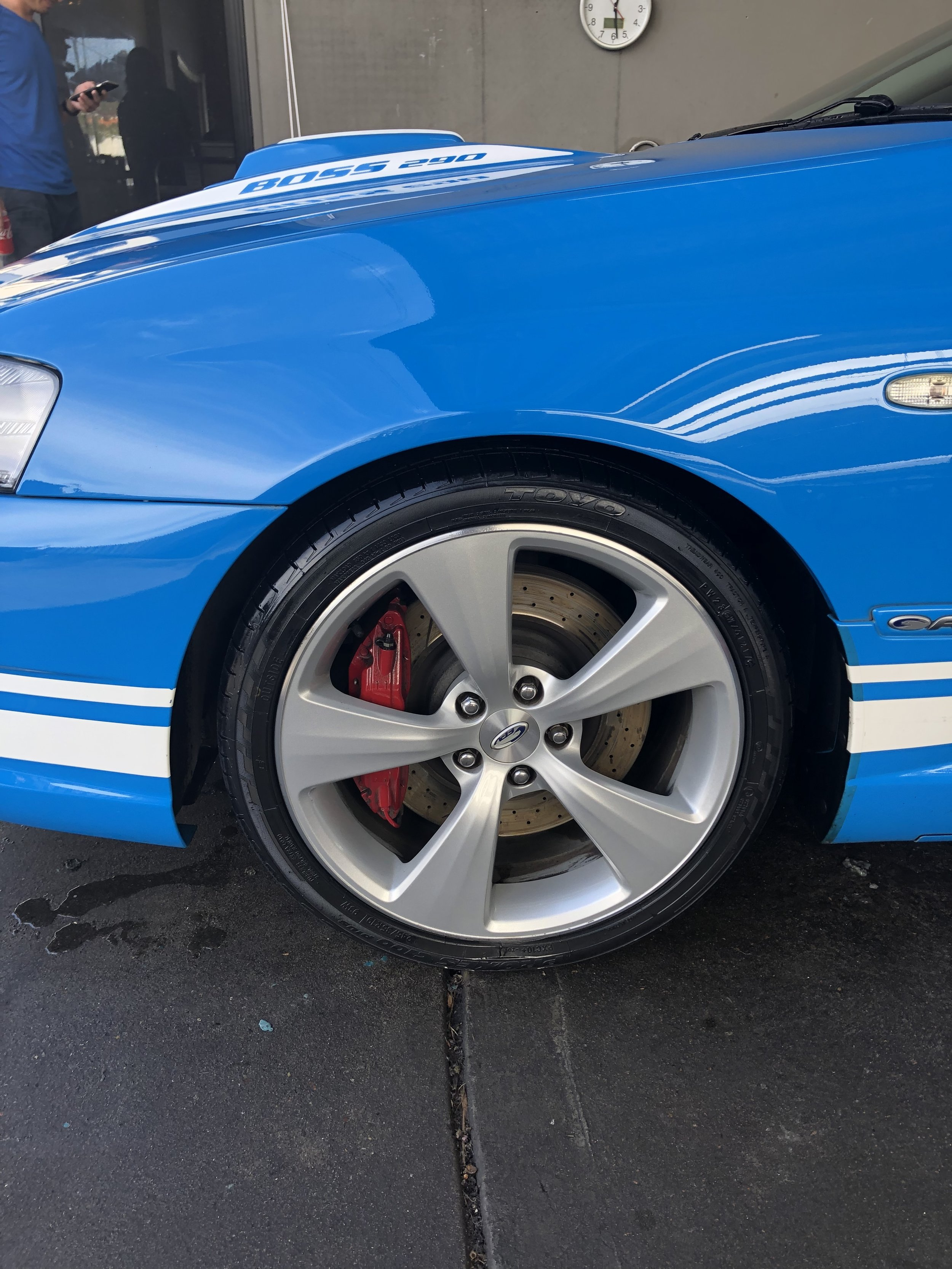 Ford FPV GT VIP Wash