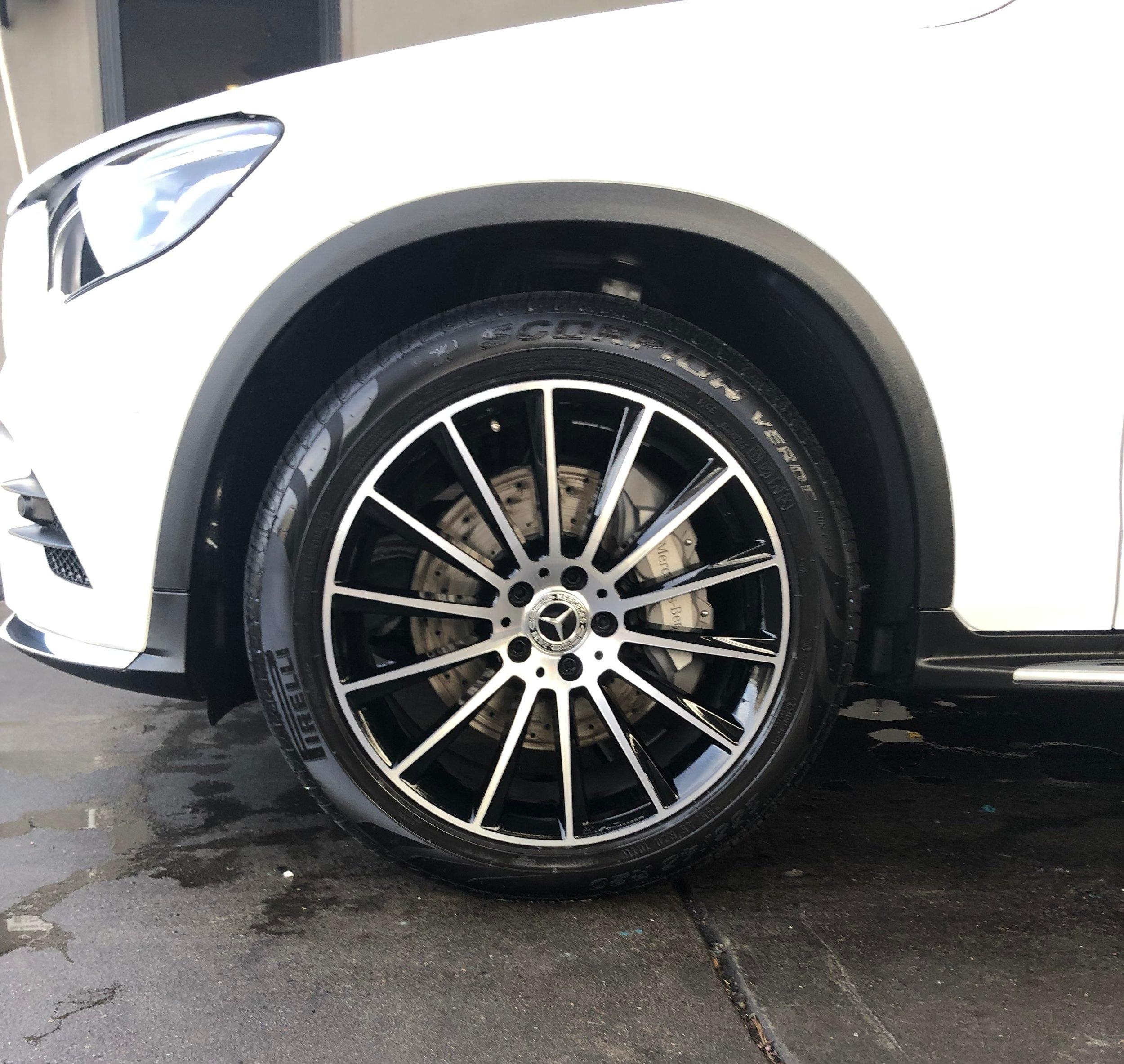 Mercedes GLC 200 VIP Wash