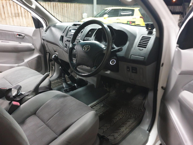 Toyota Hilux Full Detail