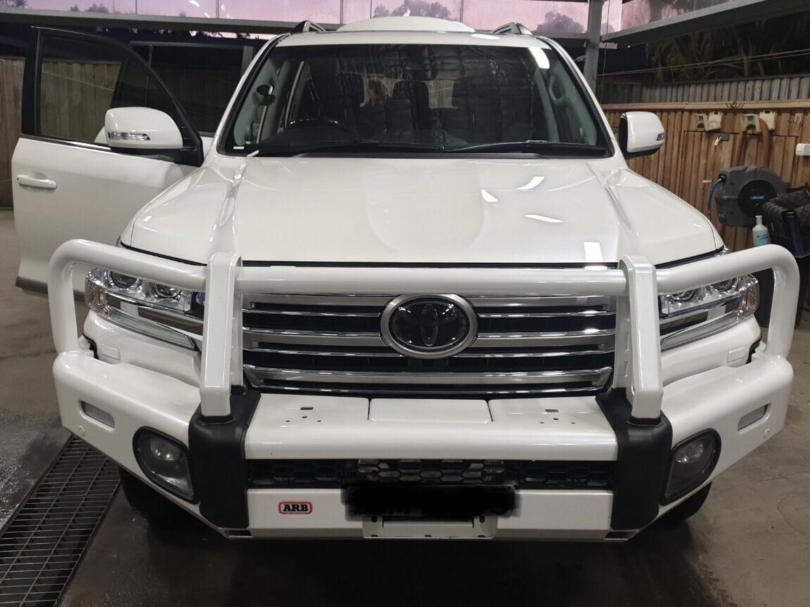 Toyota Landcrusier Full Detail