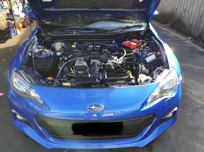 Subaru BRZ Full Detail