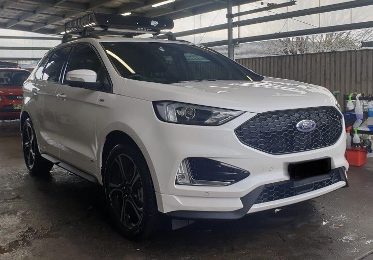 Ford Endure Full Detail