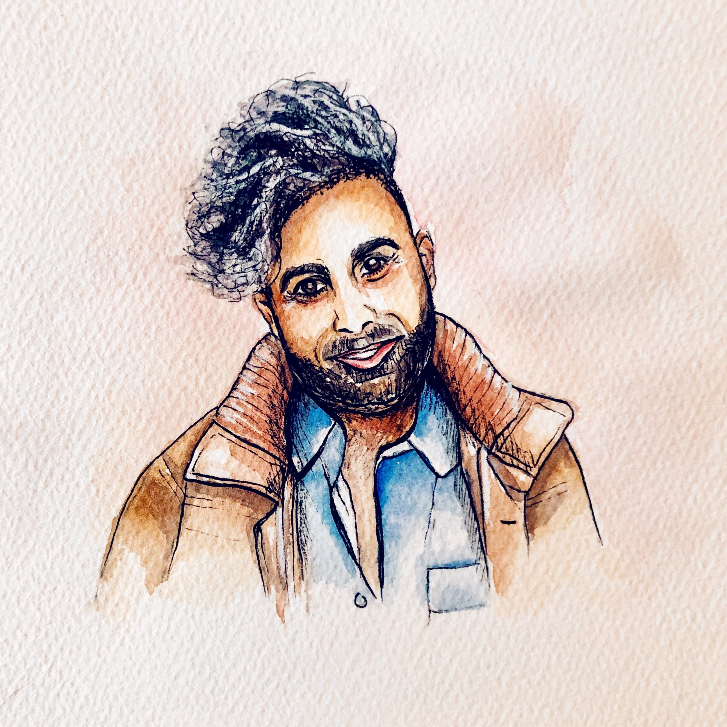 Episode Art by Rage Kidvai    @rkidvai