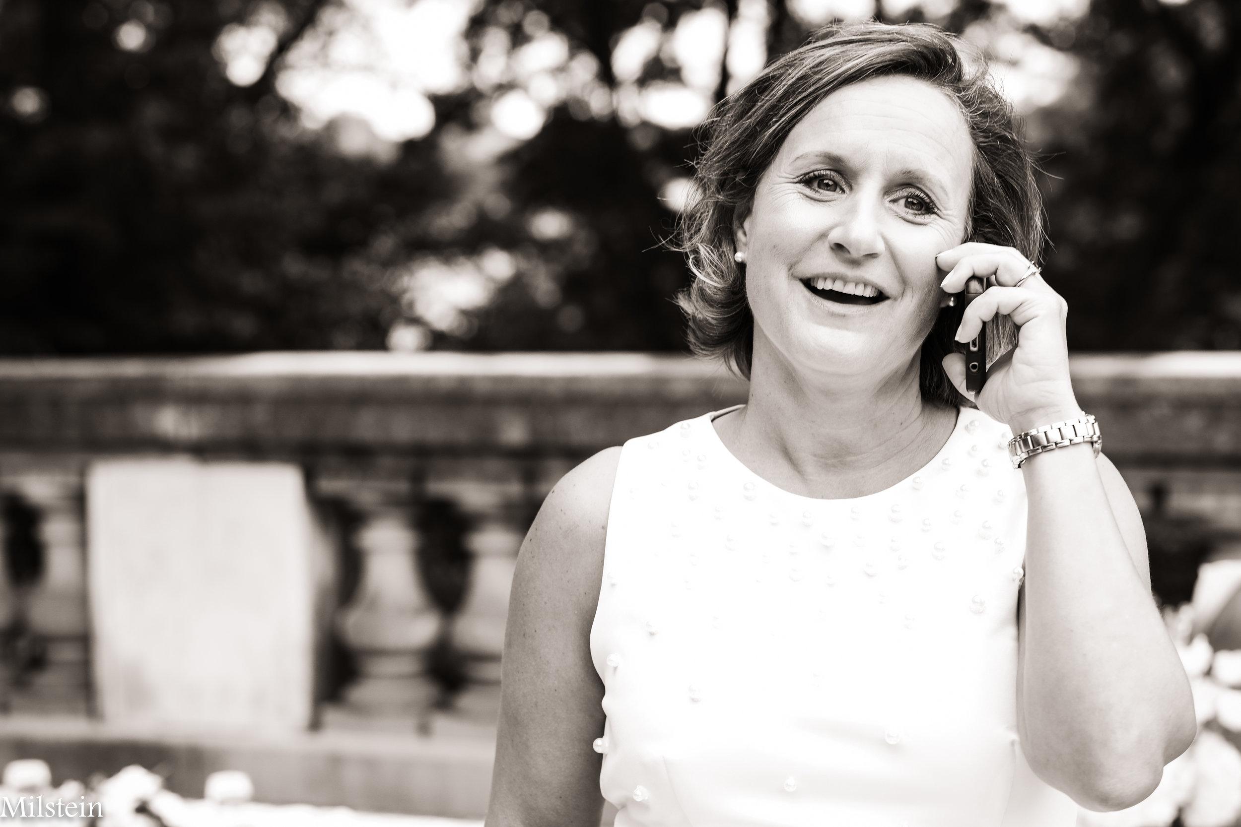 Amy Milstein - Professional Wedding Photographer New York