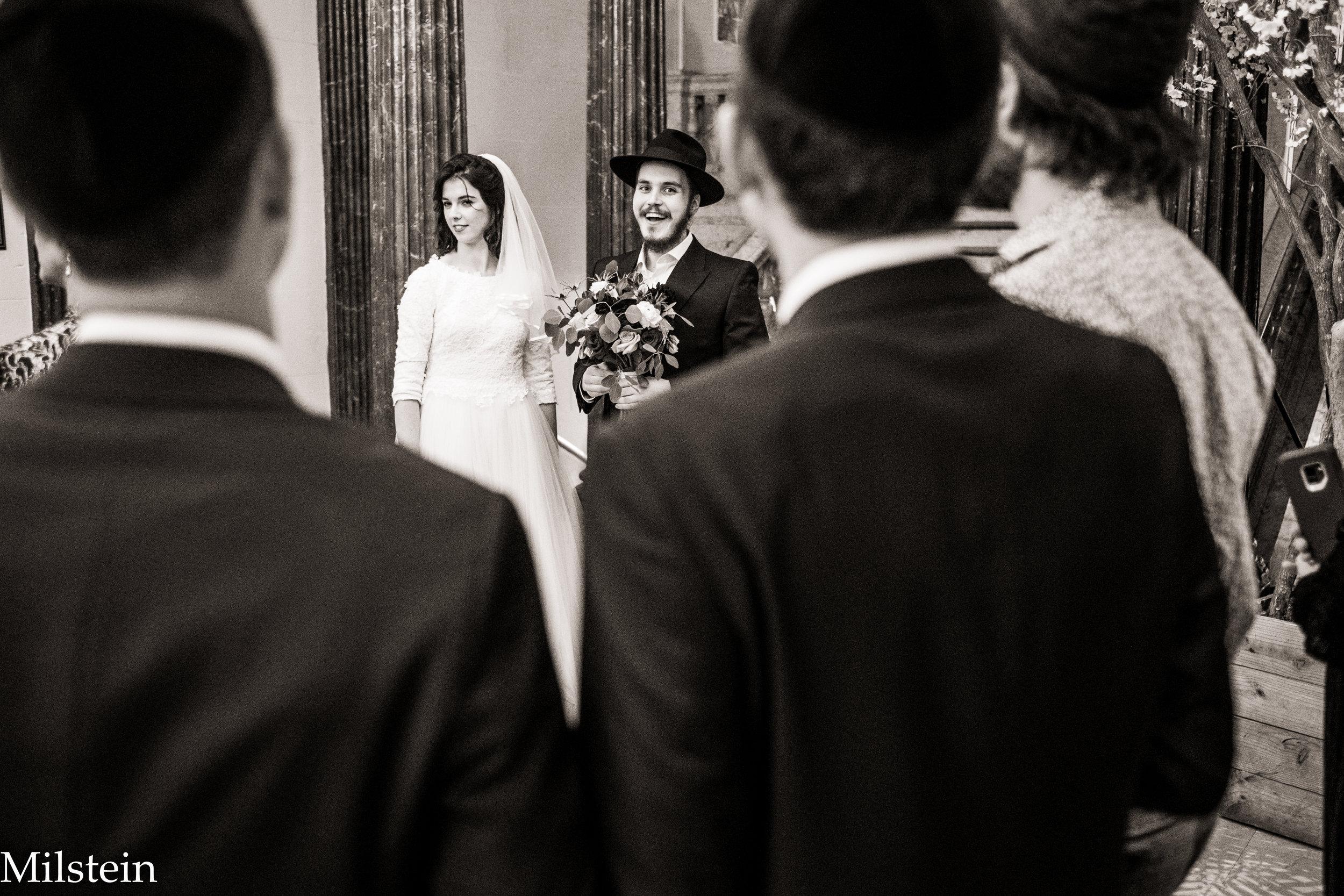 Amy Milstein - best NYC wedding event photographer