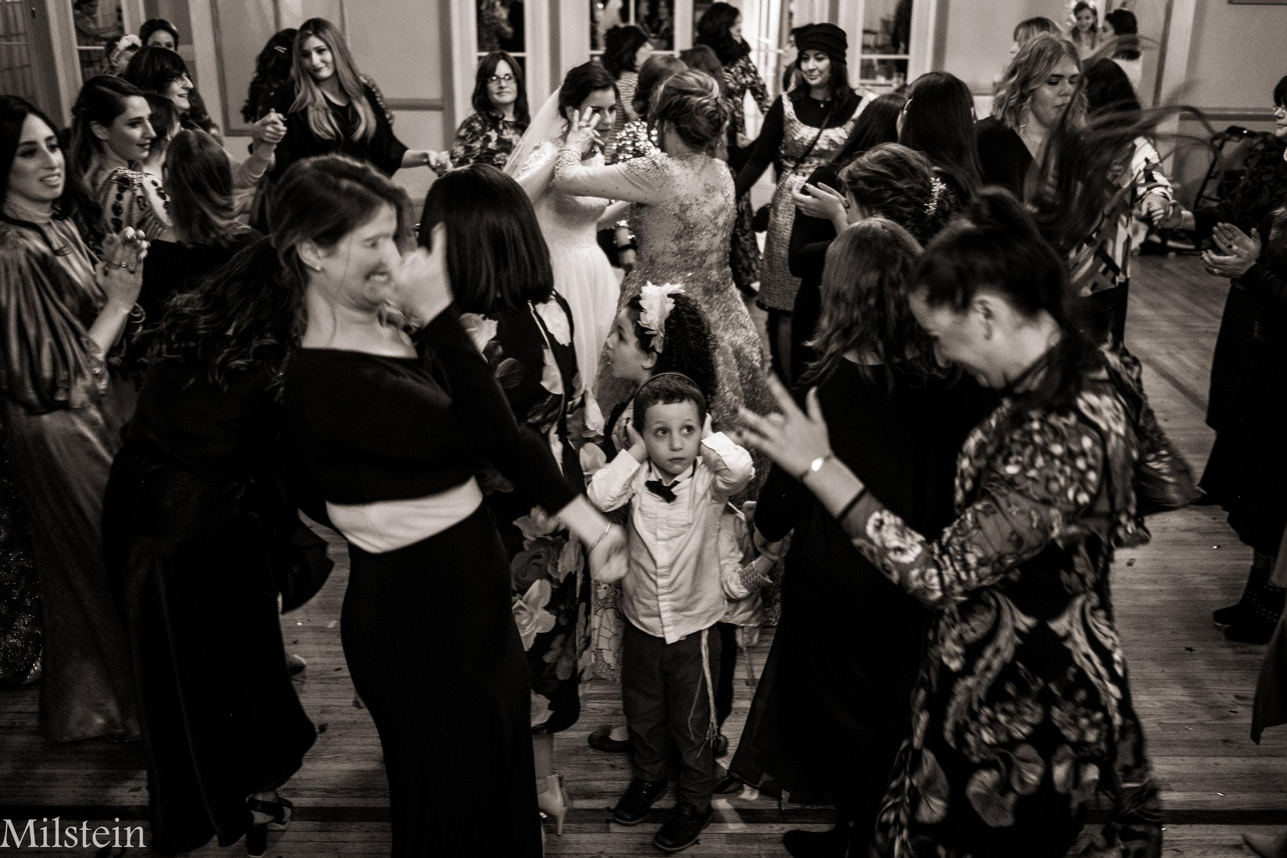 Amy Milstein - best wedding photographer NYC