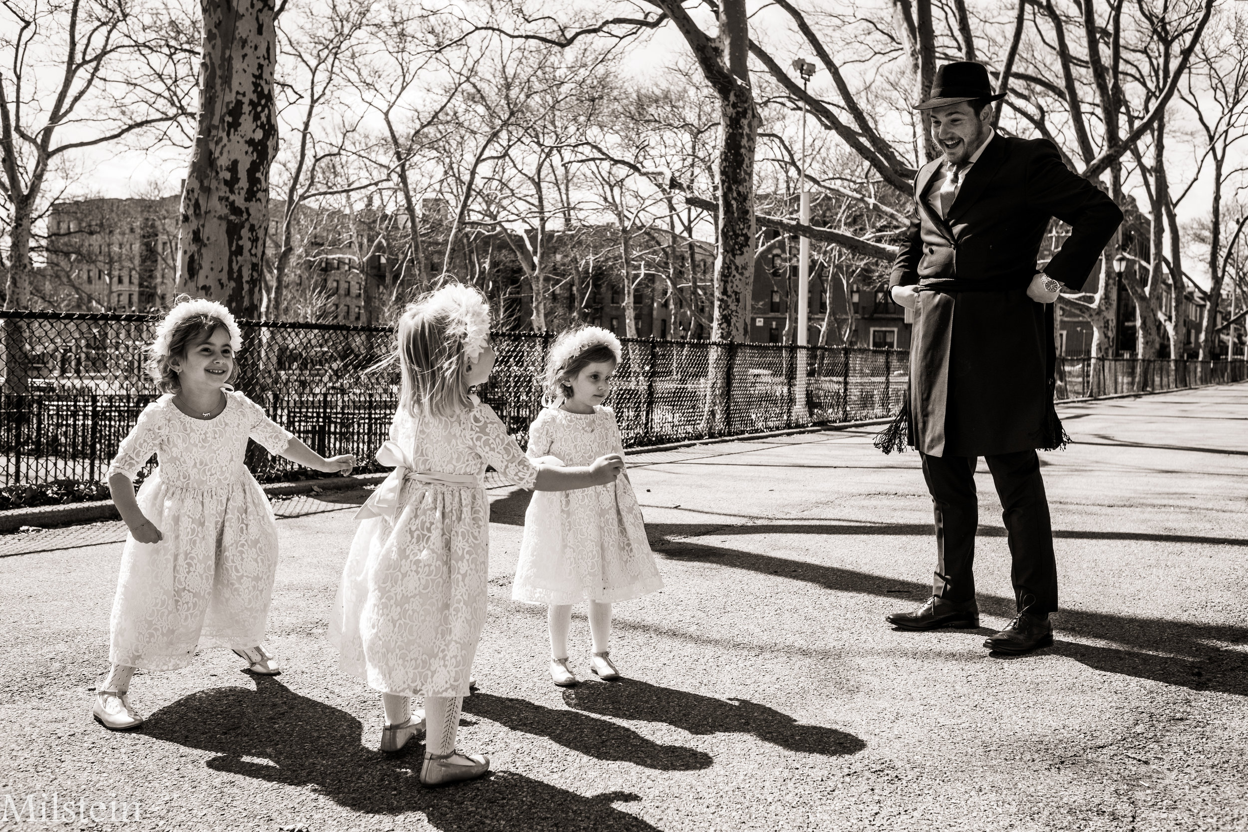 Amy Milstein - New York wedding photographer