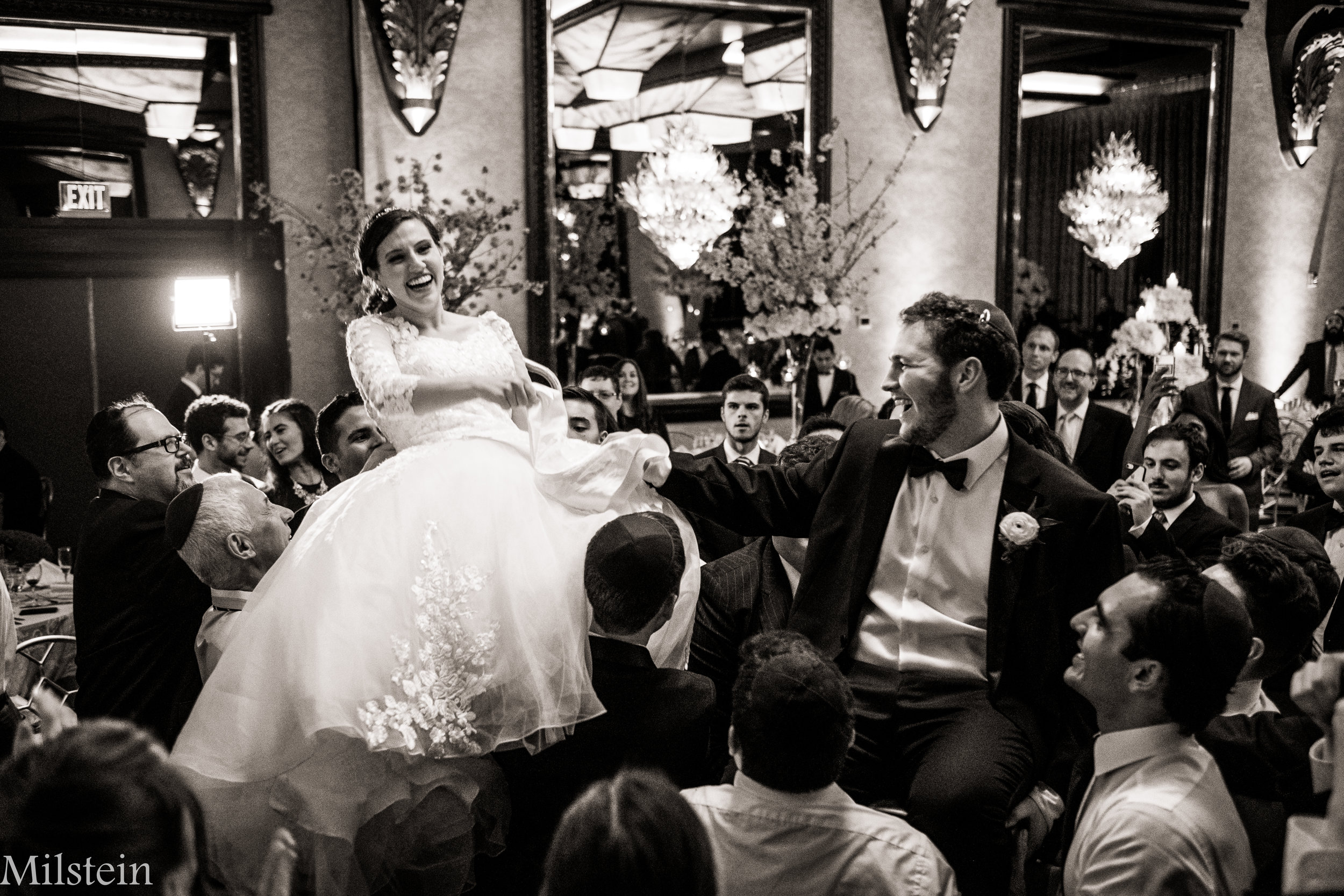 Amy Milstein - creative wedding photography NYC